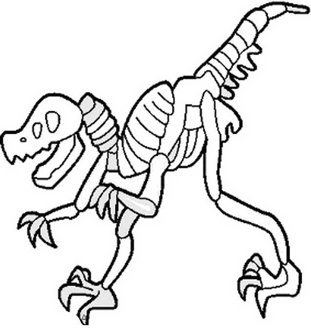 Dinosauro da colorare 339