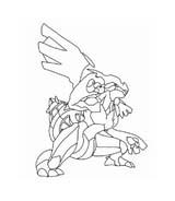 Pokemon 2 da colorare 357